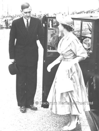 The Queen's visit to Hemel Hempstead in 1952 | Dacorum Heritage Trust