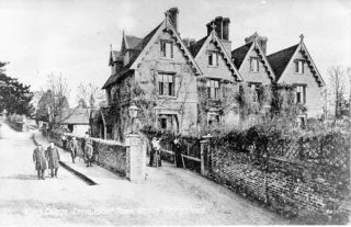 Cheere House, the early West Herts. Hospital in Hemel Hempstead | Dacorum Heritage Trust