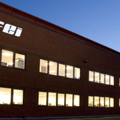 Risen from the ashes. FFEI's new 66,000sqft HQ and technology centre