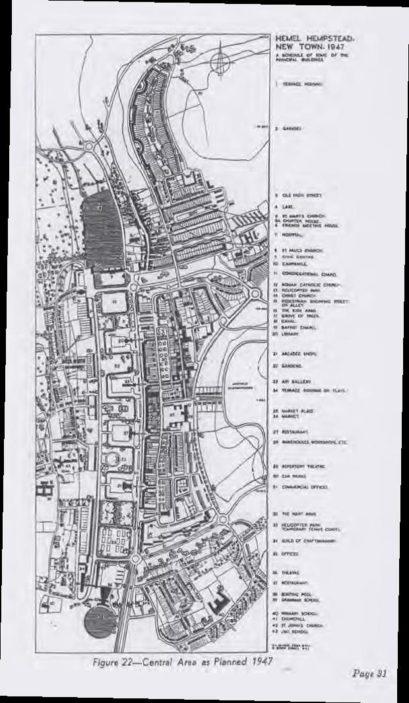 1947 Map