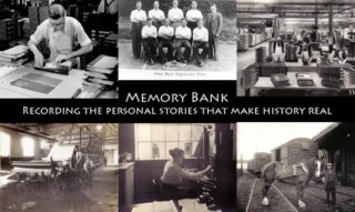 Frogmore Mills Memory Bank Project