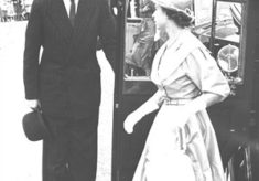 The Queen's visit to Hemel Hempstead in 1952