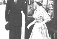The Queen's visit to Hemel Hempstead in 1952