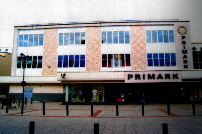 Old Quality House, now Primark | L.C.Howard