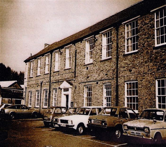 Maternity Wing, St. Paul's Hospital 1985 | Alice Burgar