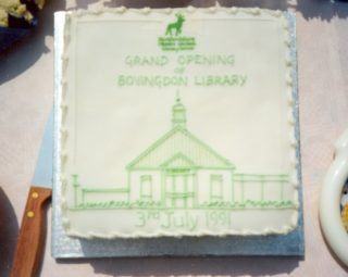 Bovingdon Library's 20th Birthday | Bovingdon Library Collection