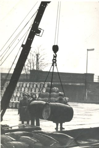 Rose's Lime Juice at Boxmoor Wharf | Hemel Hempstead Library Collection